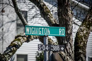 Wigington Road