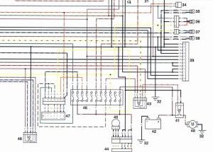 OEM Triumph S3 Wiring Schematic, 0810??  Triumph Forum