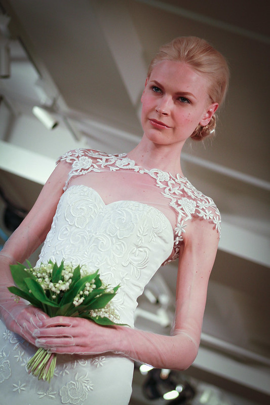 Oscar de la Renta Bridal 2014 - 166