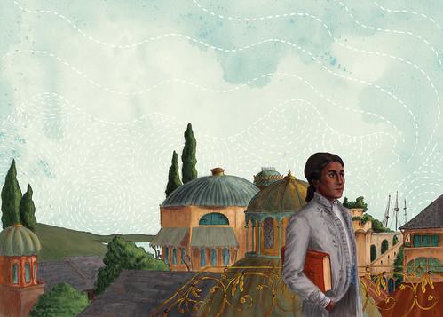 Olondria cover art