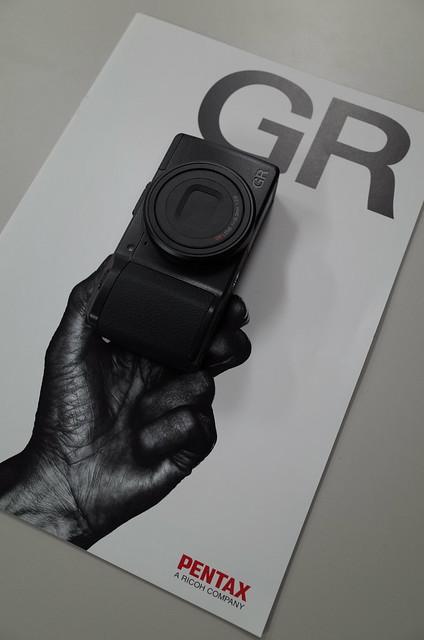 RICOH GR sample image