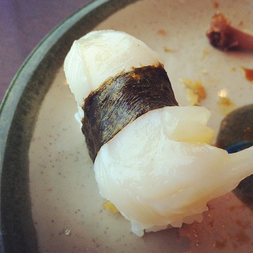 """Stacey after eating geoduck """"I can't believe you made me eat clam penis"""" @abeh"""