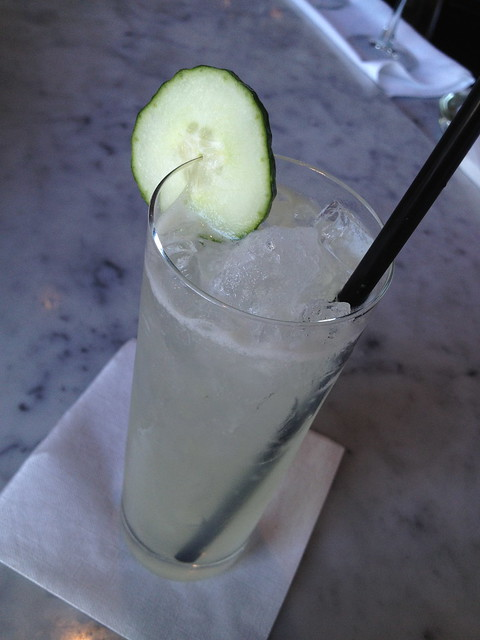 The Cooler cocktail - Oswald