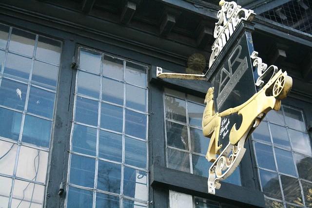 window detail oxford