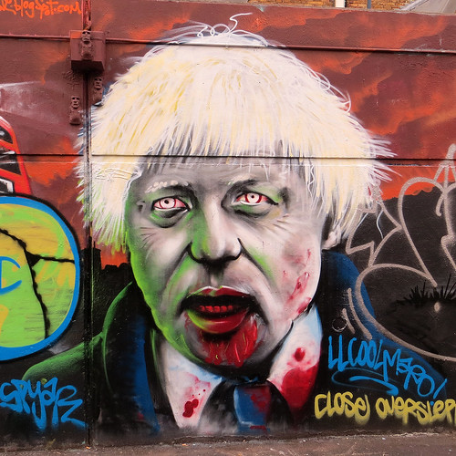 Irony, Stockwell - April 2013