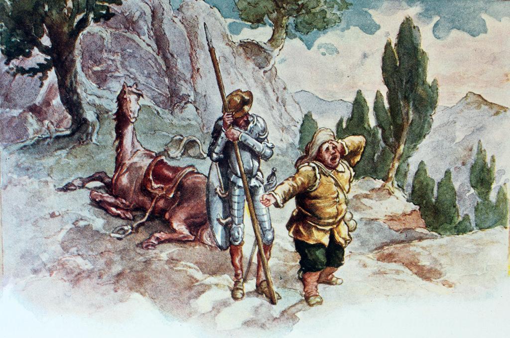 El Ingenioso Hidalgo Don Quijote de la Mancha. Autor, El Bibliomata