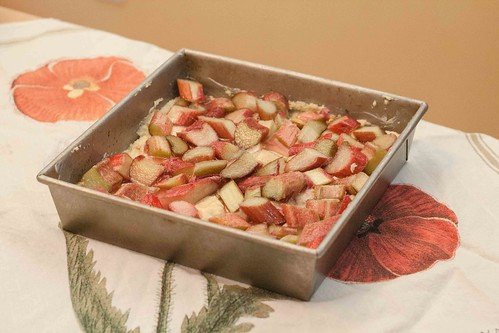 Rhubarb Ricotta Cake (1 of 5)