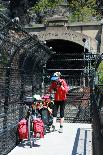 Harper's Ferry foot bridge