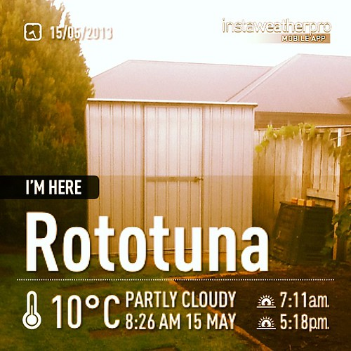 #anz23mthings #thing2 #weather #instaweather #instaweatherpro  #sky #outdoors #nature  #instagood #photooftheday #instamood #picoftheday #instadaily #photo #instacool #instapic #picture #pic @instaweatherpro #place #earth #world #rototuna #newzealand #day
