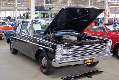 1966 Ford Custom 500 l