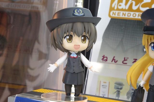 Nendoroid Takano Miyuki (Tetsudou Musume)
