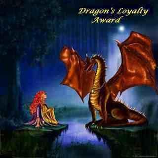 Dragon's Loyalty Award Graphic