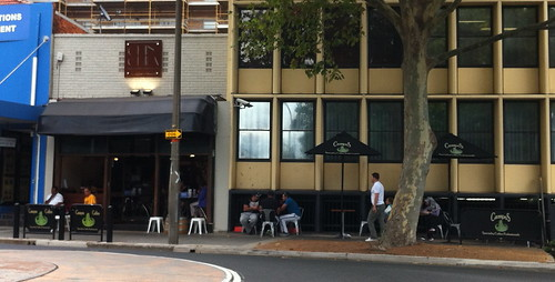 chinchilla coffee house, bankstown