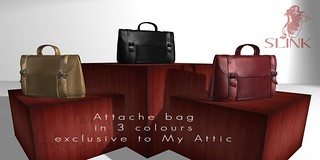 Attache Bag Main Shot