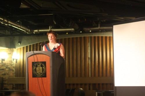 EIU Women's Studies Awards Night 008