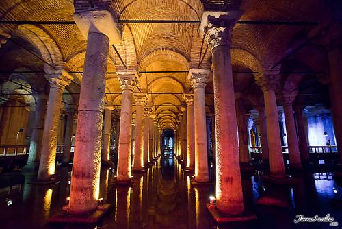 Cisterna Basílica  (Estambul)
