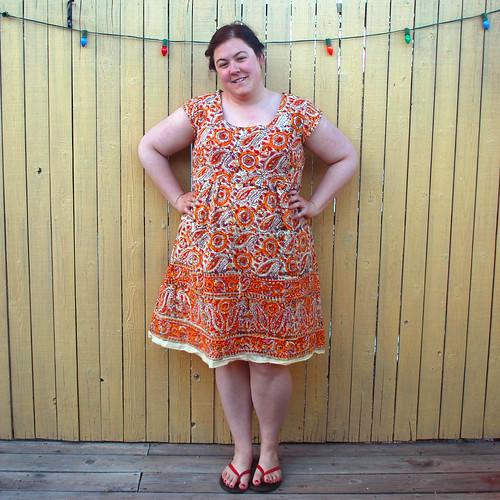 Washi Dress V2