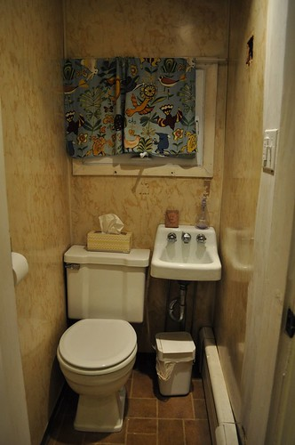 Powder Room: Before
