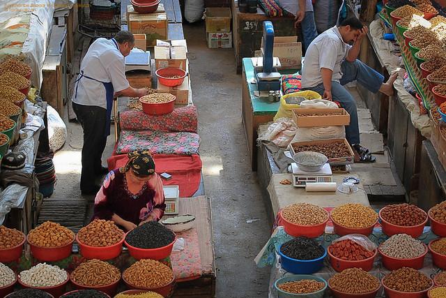 Panjshanbe Bazaar