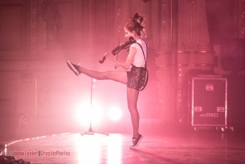 Lindsey Stirling @ Orpheum Theatre -  September 28th 2016