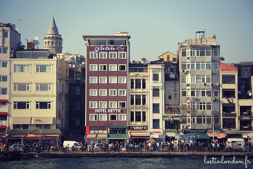 lost in istanbul
