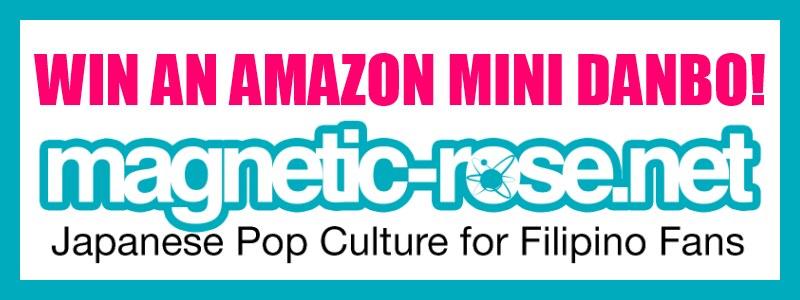 magnetic-rose.net Amazon Mini Danbo Giveaway!