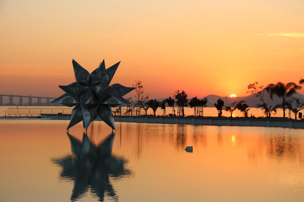 Sunrise in Saudé
