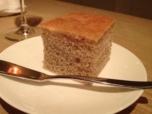 パンはポアンタージュじゃなくなったとのこと。@カラペティ・バトゥバ