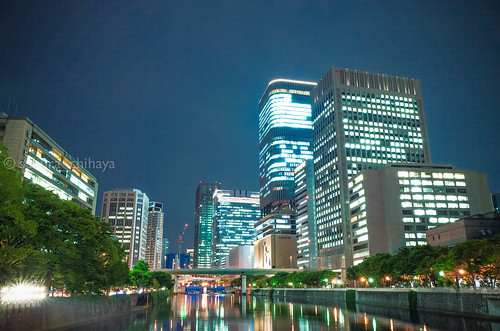 000110:Yodoyabashi by sakura_chihaya+