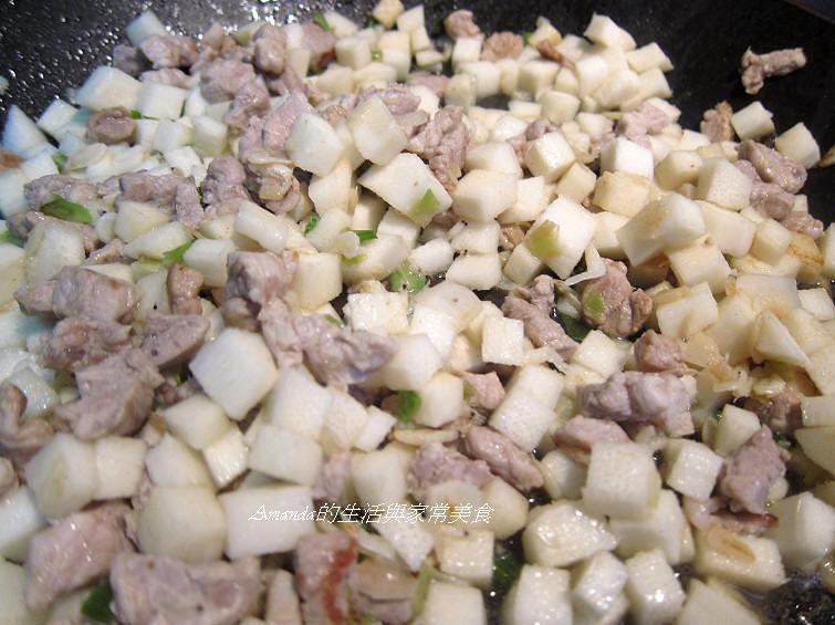 鮮筍燴飯 (1)