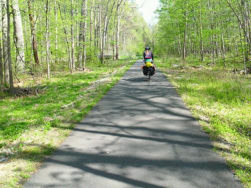 CCT trail VA
