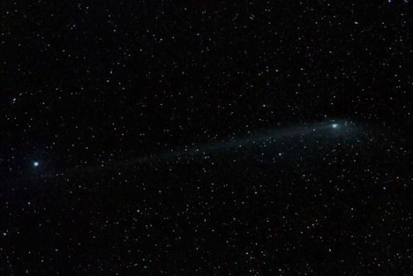 Cometa 2011L4  1.6.2013
