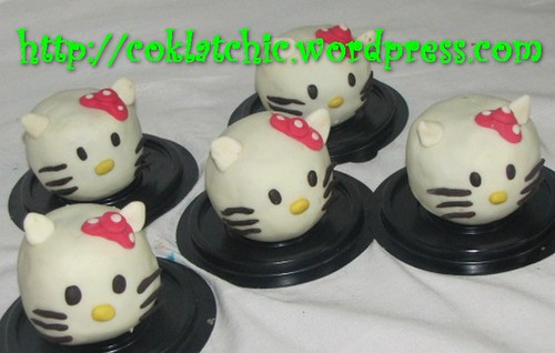 Minicake Hello Kitty
