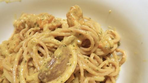 Creamy Squash Pasta 20