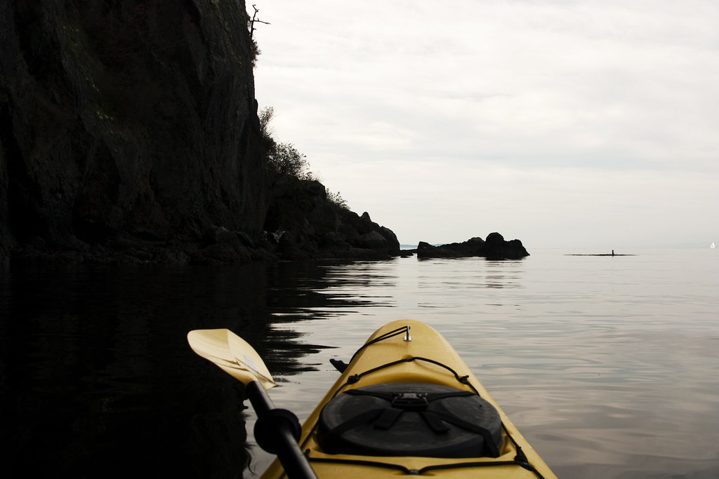 Point Doughty Kayaking Tour