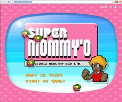 Health Datapalooza: Super Mommy'O