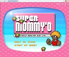 Health Datapalooza: Super Mommy'O