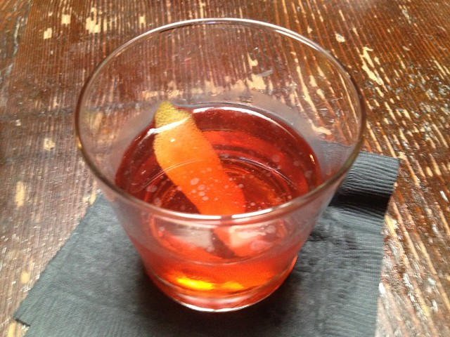 Sazerac - The Alembic