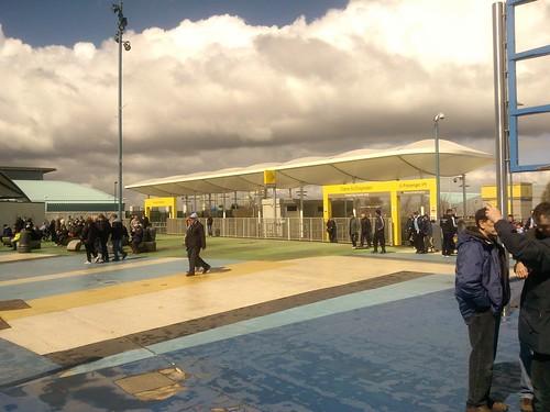 Etihad Campus station
