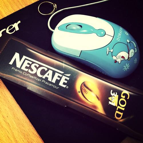 Nescafe Gold by yaoifest