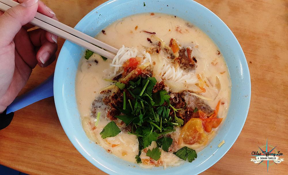 Mei Wei Café (美味饮食中心), Kudat Town, Sabah, 沙巴古达, Where to eat, Chloe Tiffany Lee (3)