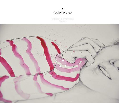 Colors & Promises - Luhan fanart - Details