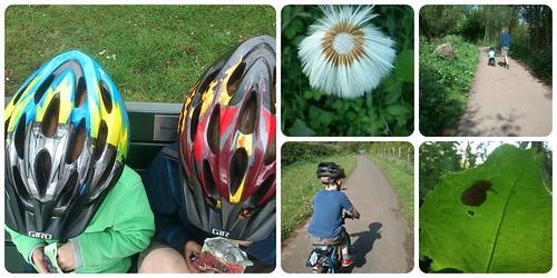 New Helmet, Cloud Trail