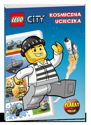LEGO City LCO1 Kosmiczna ucieczka