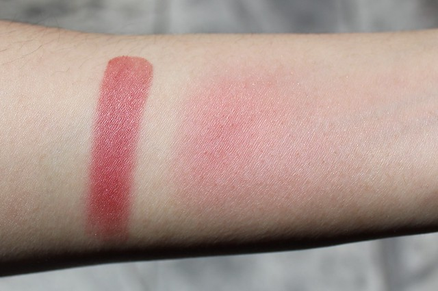Chanel Joues Contraste in Rouge review swatches