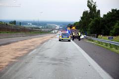 Verkehrsunfall A3 Flörsheim 03.06.12