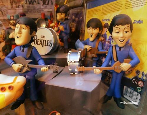 Beatles, Penang Toy Museum