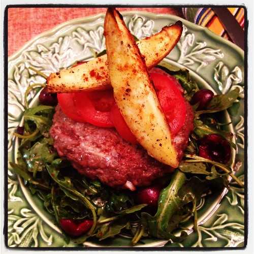 Lean Beef Dinner by apronsandsneakers