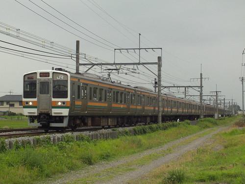 B6編成 @行田〜熊谷