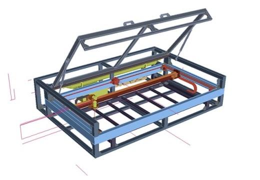 Opensource Laser Cutter
